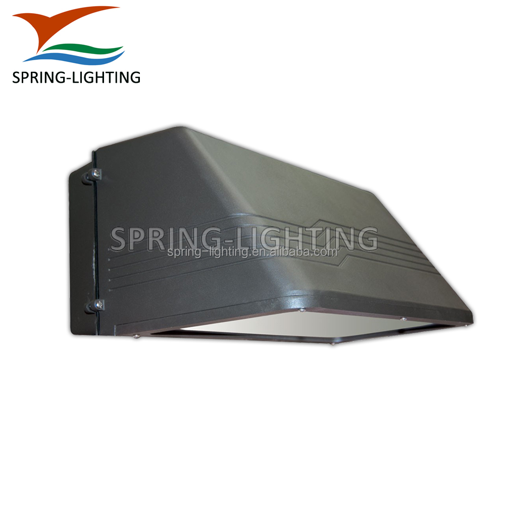 347V LED Wall Pack Lights 100w 120w 150w full cut-off wall mount Doorway Garage Parking Outdoor Lighting