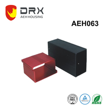 aluminium extrusion case box housing aluminium extruded box