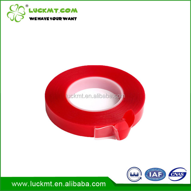 High Temperature Double Face Adhesive Foam Tapes For Windows