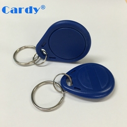 125khz waterproof Access Control RFID Keyfob apartment key fob