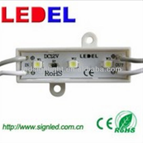 SMD3528*3*4815 IP 65 Channel letter led module cool neon lights
