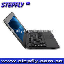 SF-Y10 Stepfly 10.1 inch used mini laptop VIA WM8850 1.5GHZ 1gb/4gb Android 4.0 WIFI black white pink colors
