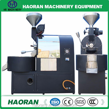 HR-3A Commercial Coffee Bean Roasting Machine/Gas Heating Coffee Roaster Machine/Drum Coffee Roaster For Sale