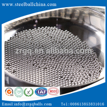 best selling small hard carbon steel bal with good quality