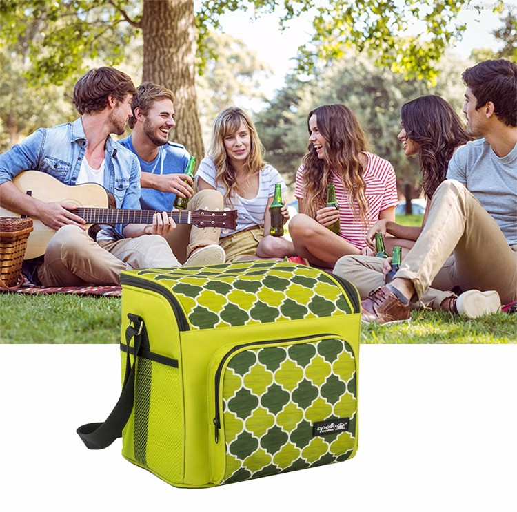 Best Quality Insulated Beer Ice Bag For Picnic/BBQ