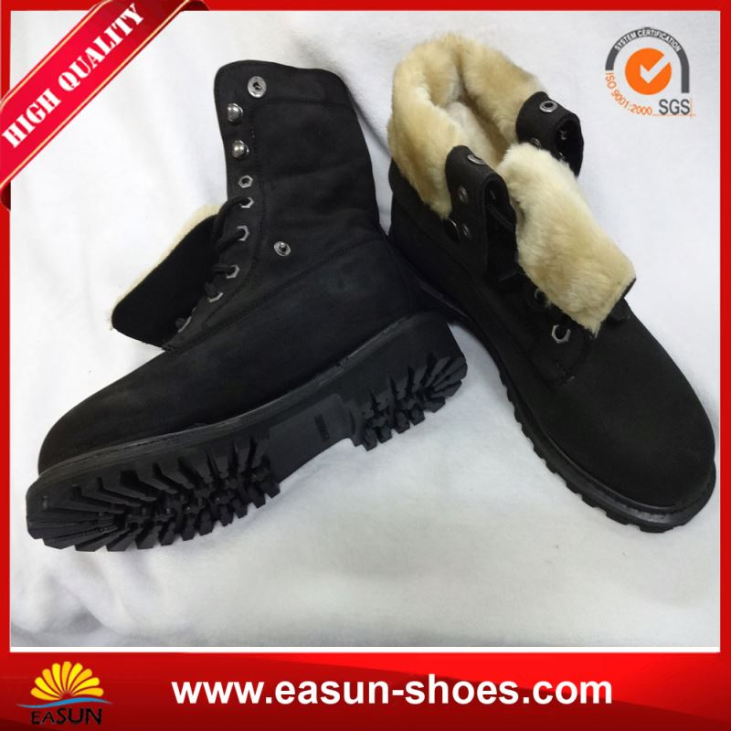 Work boots fire resistant safety footwear steel insole work boot and work shoes