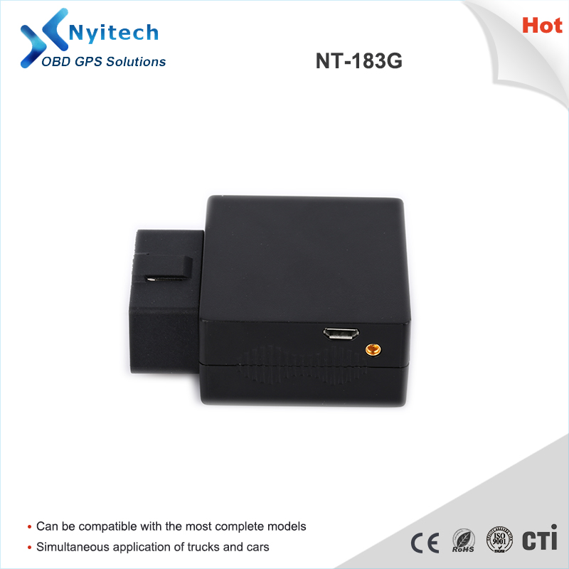 16pin obd2 to usb cable connected obd2 jobd gps tracker