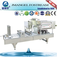 Jmangel complete auto bottle cups filling and sealing machines