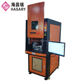 Super march discount 10w/20w/30w fiber laser marking machine for torque, tools and gauges marker