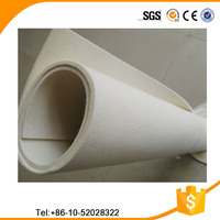 High Quality Standard Size Strong Industrial Wool felt for Filteration