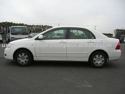 Used Car Toyota Corolla 2005 NZE121 White from Japan
