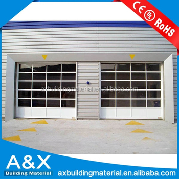 Glassl Garage Door