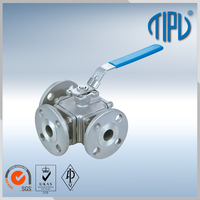 Excellent 3 inch stainless steel ball valve handles for water