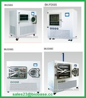 Vacuum Mini Freeze Drying Machine With Low Price, freeze dryer, lyophilizer Vacuum Degree<10Pa
