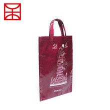 High quality EVA Plain cotton hand shopper tote bag