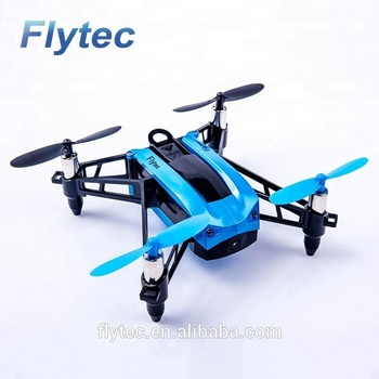 Mini Drone X-Copter Navic Camera FPV Quadcopter 2.4G 6-Axis Gyro Wifi RC RacingAltitude Hold Drone RTF ( Blue ) Flytec T12S