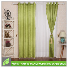 Window curtains design Blackout Bedroom use cheap string curtain