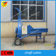 moveable cow feed chaff cutter /straw cutter/ cotton stalk cutter