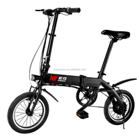 Best Electric Mountain and city e bike bicycle with light, strong, 14 inch, 350W,36V Samsung battery