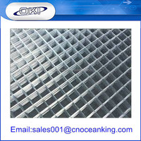 Galvanized welded wire mesh panel for livestock bird cage