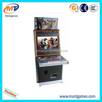 Good quality Street fighter 4/most popular racing arcade game machine