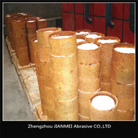 Factory price calcined alumina for refractory raw material