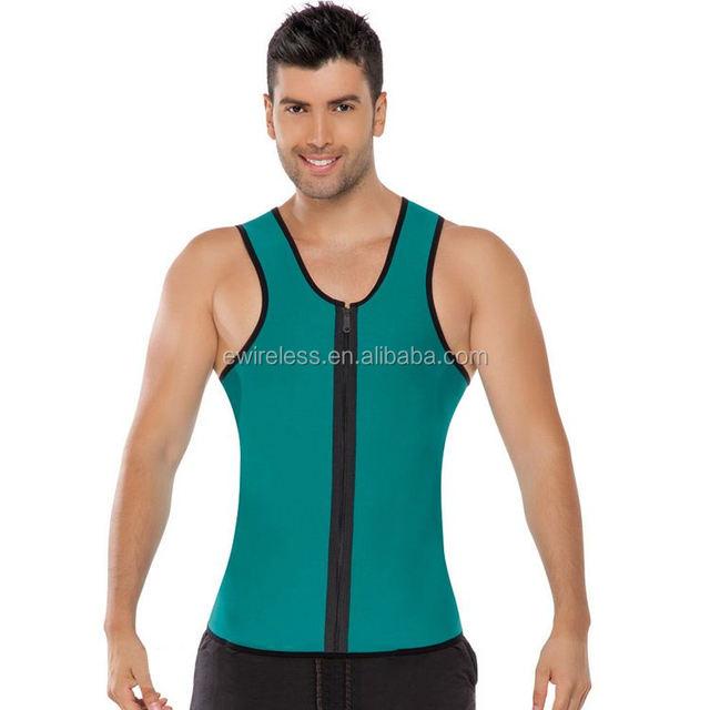 Hot Slimming Weight Loss Neoprene body shapewear for Men