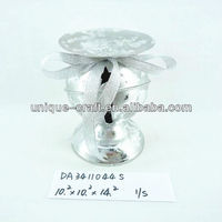 Metal candle holder parts