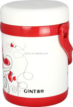 Double walls vacuum insulation Hot selling and quality SS304 Lunch Box;food container