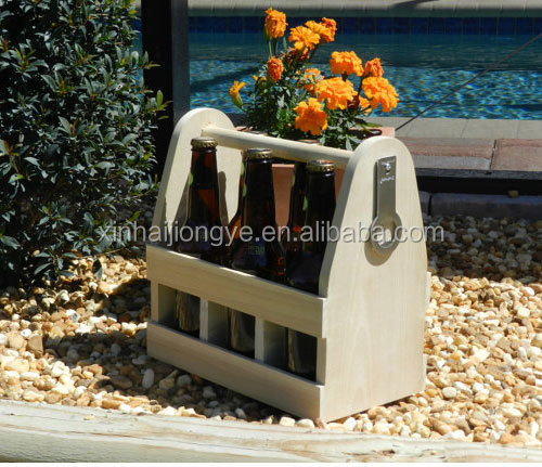 Top quality XinHai cheap wooden wine crates for sale