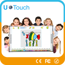 "Price of interactive board electronic whiteboard 70"" 82"" 85"" 92"" 99"" smart board"