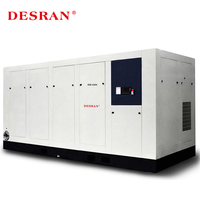 Dearan 560KW/750HP DSR-750W screw air compressor of Direct Drive