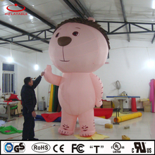 giant inflatable cartoon, customized inflatable baby, advertisement inflatable baby
