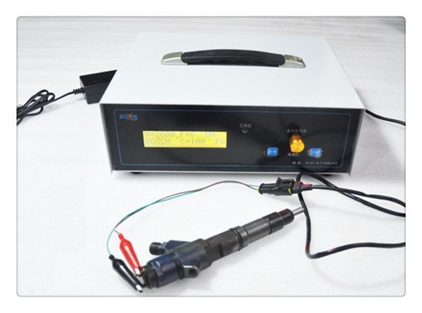 simple common rail test bench Common Rail Injector <strong>Tester</strong> / CR Injector Testing Kit ZQYM118