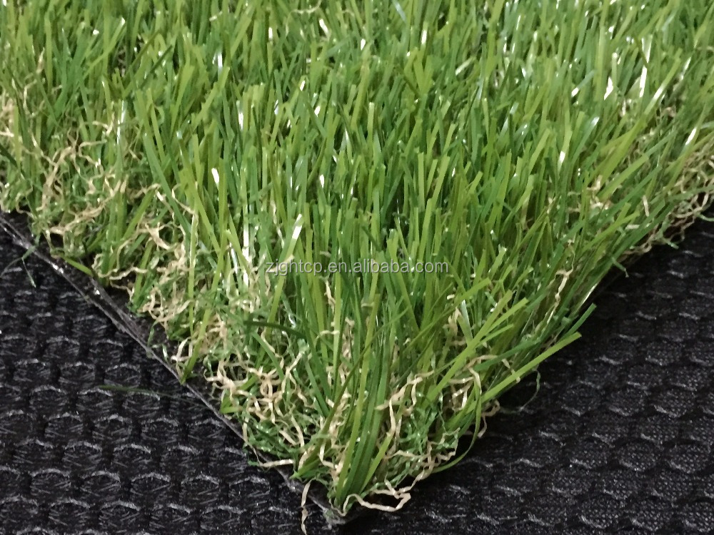 2016 golden selling 45mm high artificial lawn can bear high degree