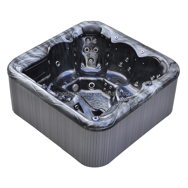 USA aristech acrylic massage outdoor hot tub spa JCS-58B