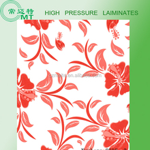 Professional high pressure melamine laminate decorative sheet with low price