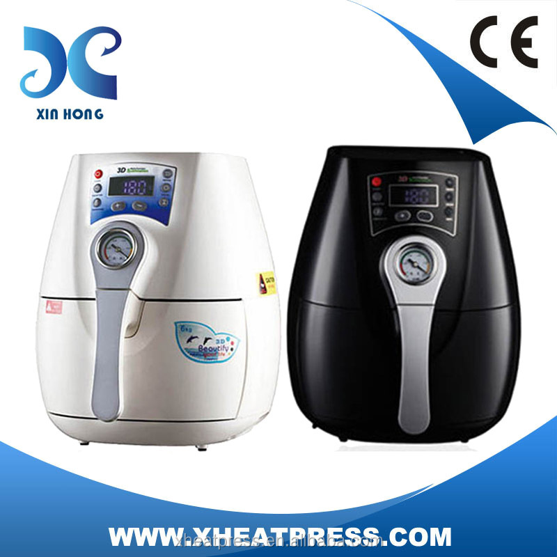New mini vacuum sublimation 3d machine, mini 3d sublimation vacuum machine