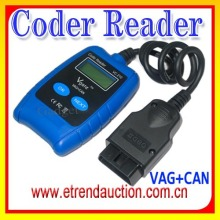 Hot Sale!!! 2015 New VAG Auto Scanner VC210 OBD2 OBDII EOBD CAN Code Reader Diagnostic Tool VAG Scanner for VW For Audi VC210