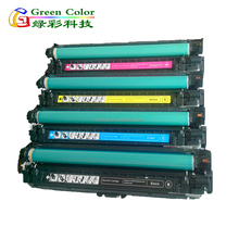 Compatible Toner cartridge CE740A CE741A CE742A CE743A for HP Laserjet Pro CP5220/5221/5223/5225/5227/5229