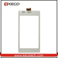 8 Years Manufacturer China Wholesale Mobile Phone Parts White Touch Screen Digitizer For Sony Xperia M C1904 C1905 C2004 C2005