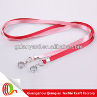 Custom special design e cig lanyard ring rhineston lanyard