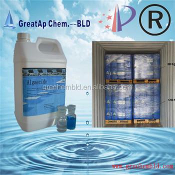 Swimming Pool Cationic Polyquaternium Algaecide Flocculant Buy Algaecide Flocculant Swimming