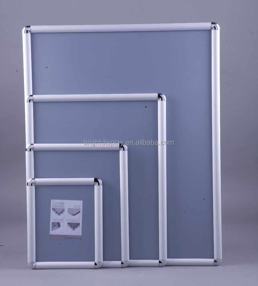 high quality snap clip <strong>poster</strong> <strong>frame</strong> anodised aluminum custom <strong>size</strong> a1 a2 a3 a4 <strong>poster</strong> <strong>frame</strong>