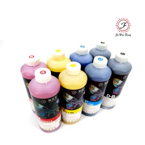 Juhuifeng high quality heat transfer digital printing water sublimation ink used on Color printer