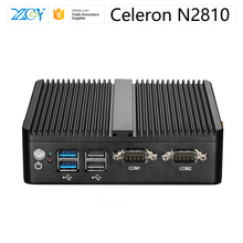 Low price N2810 Win10 computer parts Dual Core best mini pc for gaming 4G Ram 120G SSD best small pc HD-MI
