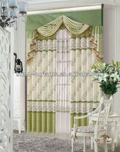 woven fabric jacquard style drapes for bedroom