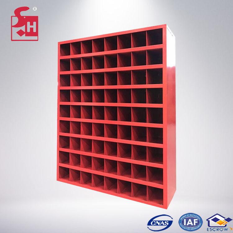 Metal Storage Bolt Bin 72 Hole Bin 40 Hole Cabinet For Nut And
