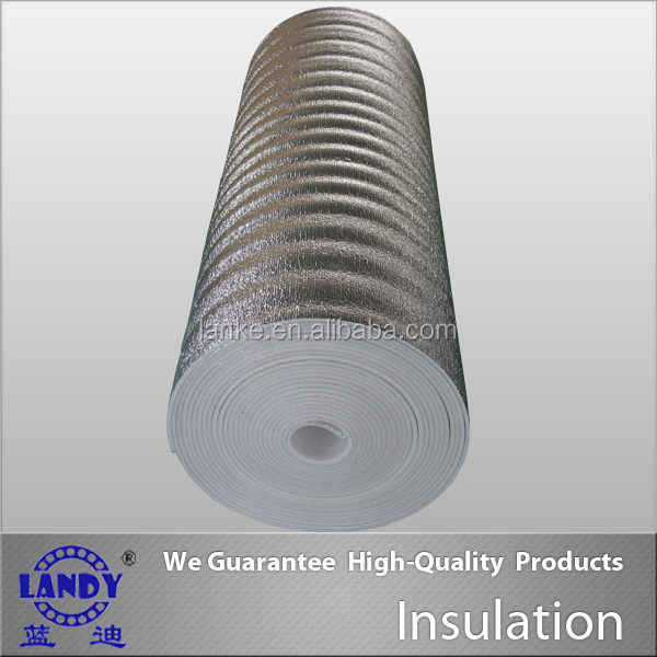 EPE Foam Heat Insulation For Exhausts