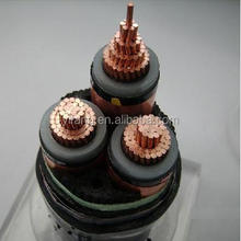 China Supplied 3x185mm2 Submarine Power Cable